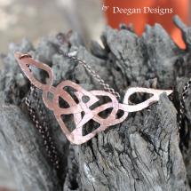 DD295 Celtic Knot Pendant